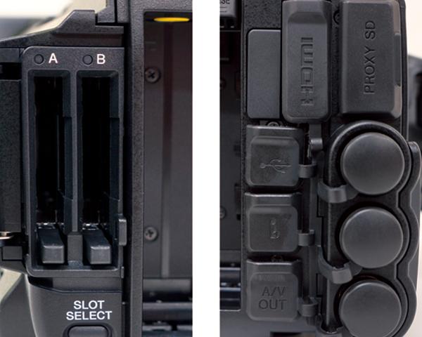 SONY PXW-X200の詳細画像3