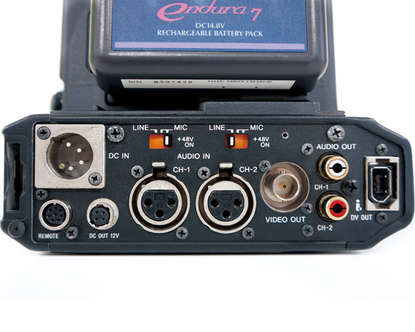 SONY DSR-450の詳細画像3