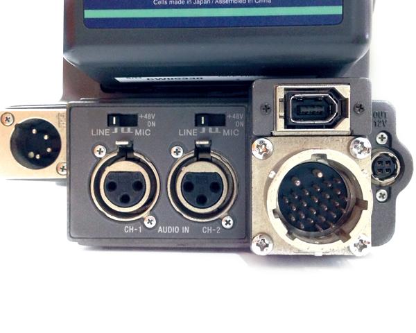 SONY DSR-500の詳細画像3