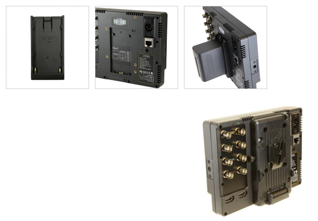 7型モニター ADTECHNO CL76HOXNの詳細画像4