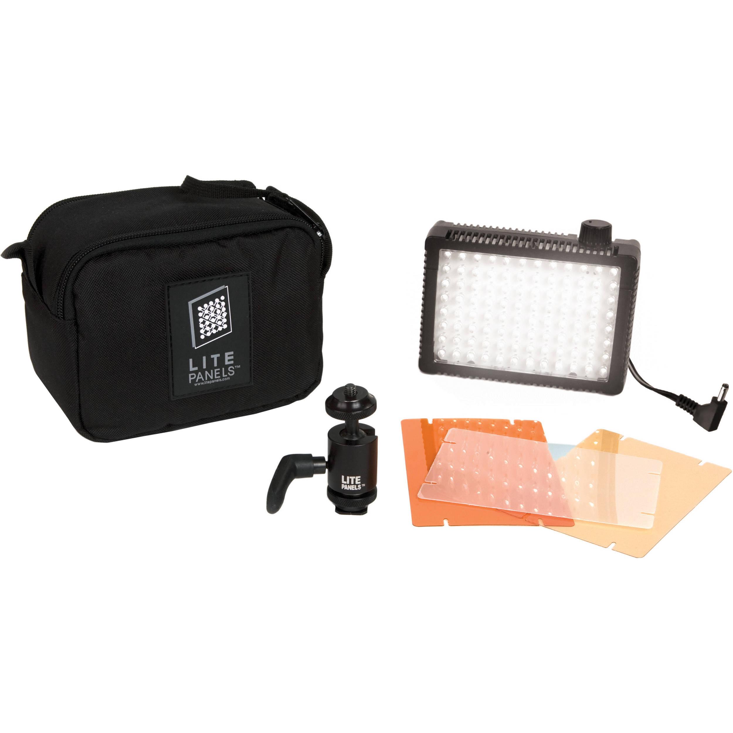 小型LEDライト LITE PANELS LP-MICRO-PROの詳細画像4