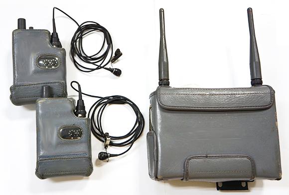 ワイヤレスマイク RAMSA WX-RJ800/TB840の詳細画像2