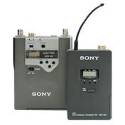 ワイヤレスマイク SONY WRR-861/WRT-822