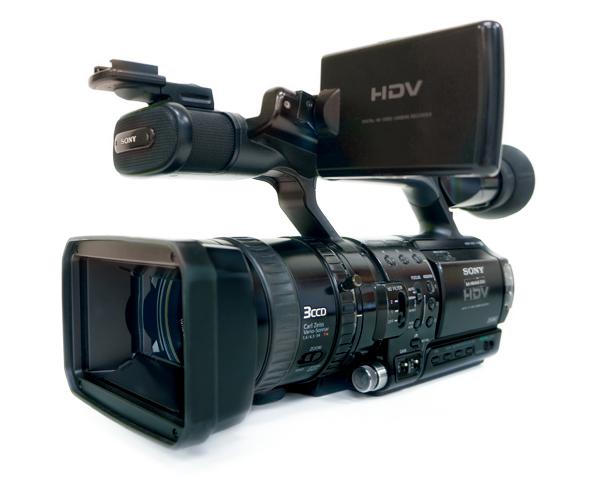 SONY HVR-Z1Jの詳細画像1