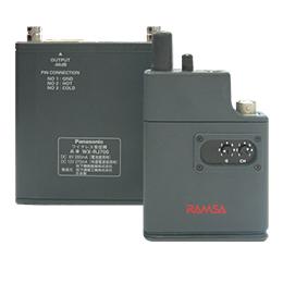 ワイヤレスマイク RAMSA WX-RB700/WX-TB840の詳細画像1