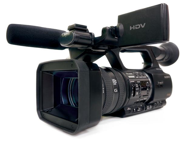 SONY HVR-Z5Jの詳細画像1