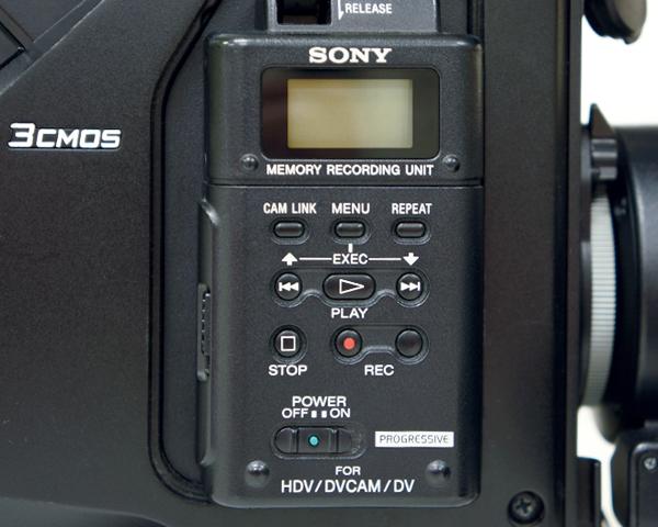 SONY HVR-S270Jの詳細画像3