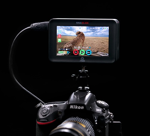 ATOMOS Ninja Blade モニター一体型レコーダーの詳細画像2