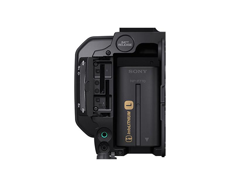 SONY PXW-Z150の詳細画像4