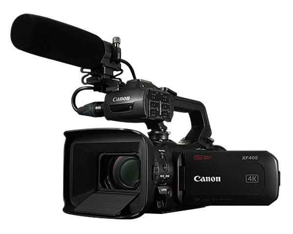 Canon XF405の詳細画像1