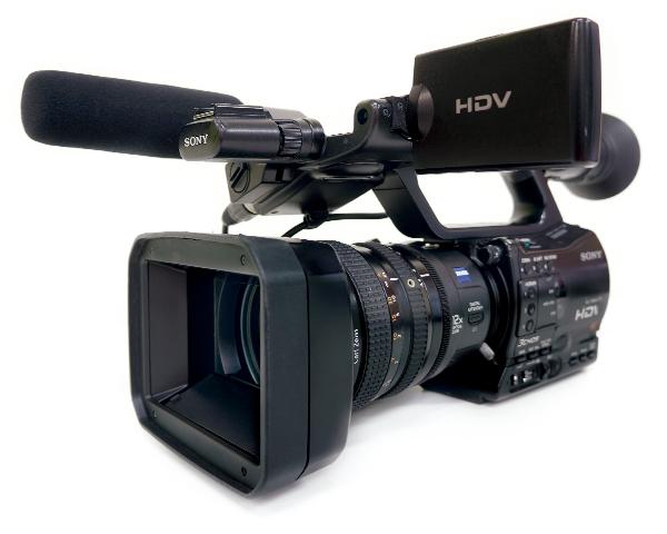 SONY HVR-Z7Jの詳細画像1