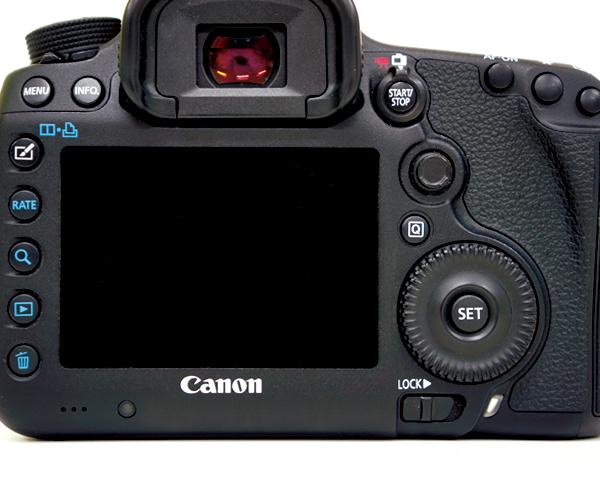 CANON EOS 5D MarkⅢの詳細画像3