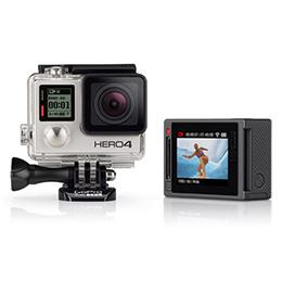 GoPro HERO4 Silverの詳細画像1