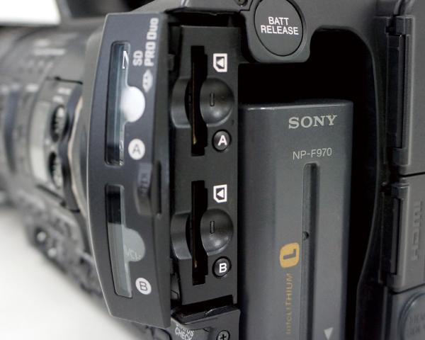 SONY HXR-NX5Jの詳細画像3