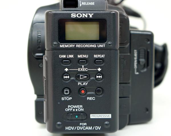 SONY HVR-Z7Jの詳細画像3