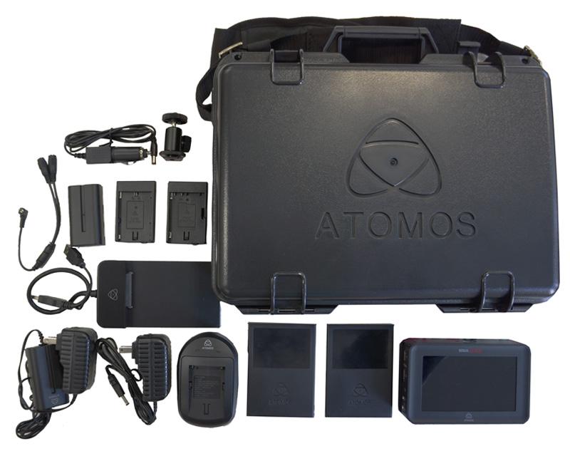 ATOMOS Ninja Blade モニター一体型レコーダーの詳細画像4