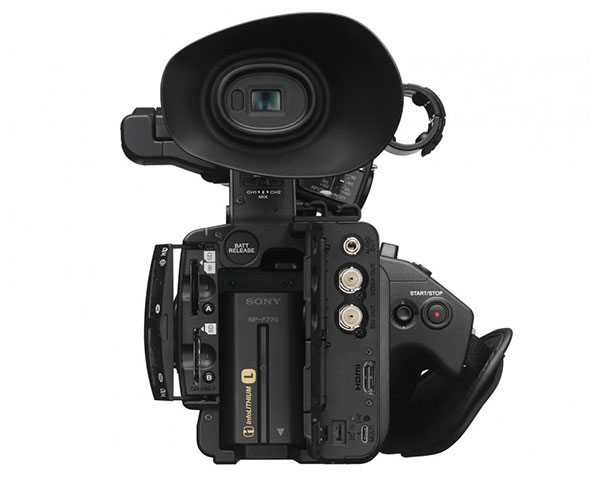 SONY HXR-NX5Rの詳細画像3