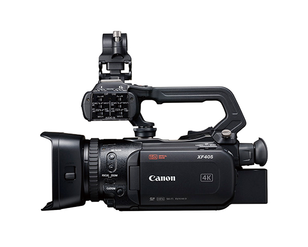 Canon XF405の詳細画像2